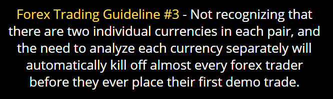 Forex Trading Guidelines