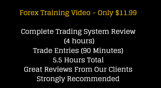 Forex Training Video